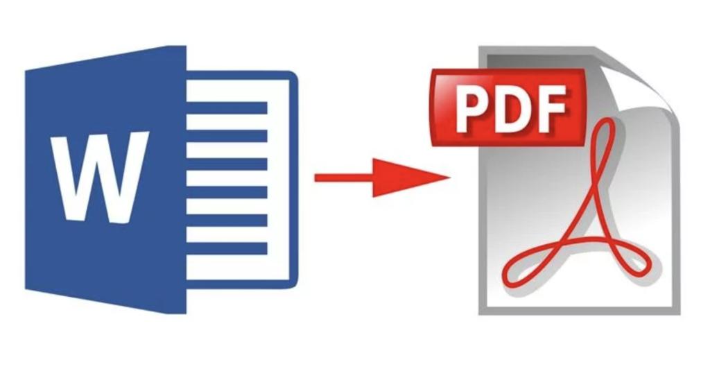 Word para PDF – Aprenda a converter grátis